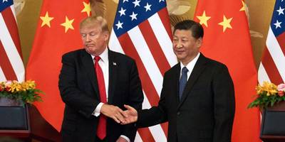 Forget Trump's rhetoric, phase 1 of a trade deal with China is reportedly close after all