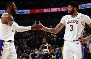 Nick Wright: Lakers dominant win over Nuggets was a check mark in the team's season