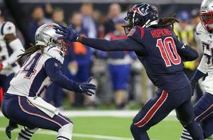 skip and shannon react to stephon gilmore feuding with deandre hopkins on twitter