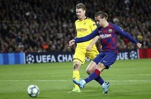 Atlético Madrid faces punishment after Griezmann threats