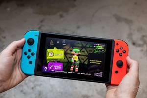 The Nintendo Switch is launching in China next week