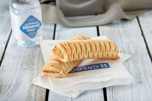 greggs giving chance to anyone with 'greg' in their name to get free greggs