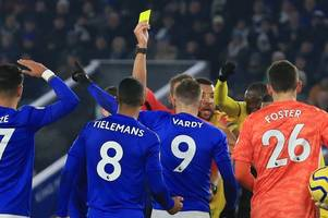 'Blatant' - Gary Lineker furious after latest Leicester City VAR controversy