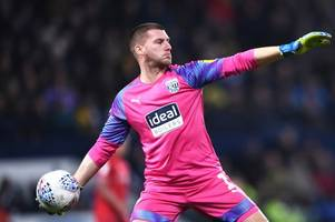 sam johnstone has set this challenge to his west brom defence ahead of swansea