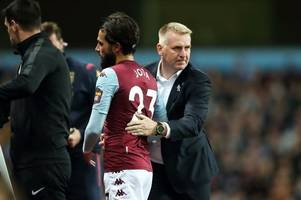 'Unbelievable ' - Dean Smith's message to ailing Aston Villa summer signing
