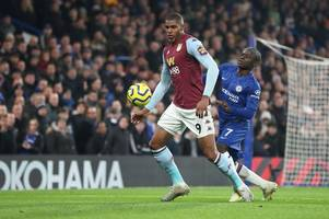 Aston Villa fans issue January transfer statement after narrow defeat to Chelsea