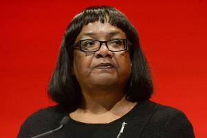 Diane Abbott's son charged over alleged assaults on police officers at Foreign Office