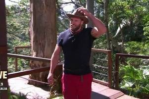 James Haskell eliminated from I'm A Celebrity after Chloe Madeley defends his outbursts