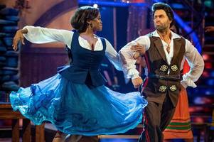kelvin fletcher on how strictly come dancing has been tough but unforgettable