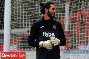 'Let's get to Wembley', says penalty saving hero Dino Visser, after win over Oxford United