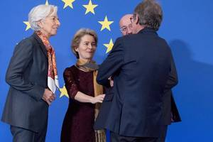 malta: eu's ursula von der leyen demands probe into journalist's slaying
