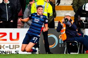 stoke city and blackburn chase ross stewart as ross county star attracts major attention from england