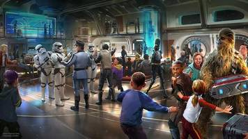 Disney's Star Wars land hotel opens in 2021, here's how it works