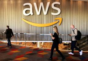 amazon's aws cloud business has reportedly come under scrutiny from the ftc as it looks into whether the company engaged in anti-competitive behavior (amzn)