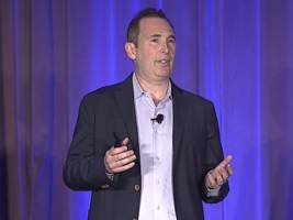 Amazon cloud CEO Andy Jassy says the company feels strongly that the $10 billion JEDI cloud contract 'was not adjudicated fairly' because of political interference (AMZN)