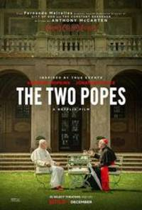 the two popes - cast: jonathan pryce, anthony hopkins, juan minujin