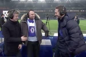 Frank Lampard offers cheeky response to Tottenham boss Jose Mourinho's defeat at Man Utd
