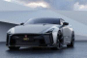$1.1m nissan gt-r50 by italdesign will roll into customer garages by late 2020