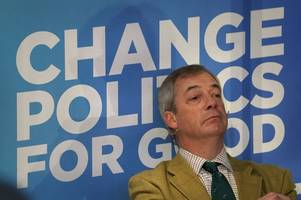 Blow for Nigel Farage after mass resignation of four Brexit Party politicians