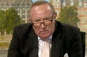 Andrew Neil's brutal takedown of Boris Johnson over interview ahead of General Election
