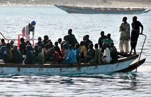 58 migrants dead after boat capsizes off mauritania