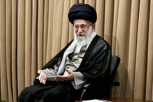 iran leader calls for 'islamic mercy' after bloody crackdown