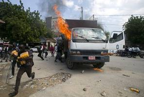 killers lurk in the shadows as haiti chaos takes a sinister turn