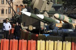 new iranian 'aggression' likely says pentagon official