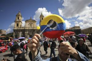 third general strike in colombia keeps pressure on duque government
