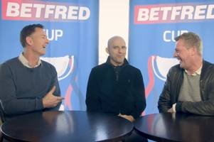 Celtic and Rangers heroes deliver Betfred Cup verdicts as Chris Sutton gambles big on Alfredo Morelos meltdown