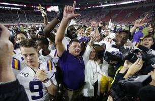 column:  coach o turns out to be the perfect choice for lsu