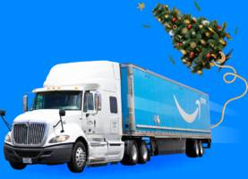 leaked amazon document reveals the cities where the company is paying truck drivers up to 24% more during the holiday season (amzn)