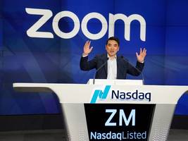 zoom's ceo explained the growth prospects he sees for the company after the stock dipped on third quarter earnings report that showed slowing growth (zm)