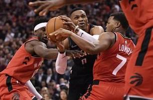 Rockets rebound to beat Raptors 119-109
