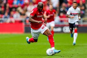 bristol city and stoke city confirm tributes for benik afobe