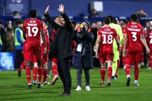 'if we win i'm hailing sabri lamouchi a football genius' - nottingham forest fans on team news at millwall