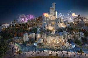 UK's £3.5bn answer to Disney World theme park sparks furious backlash from Brummies