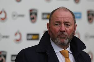 gary johnson looking for big reaction from gulls after five defeats in a row