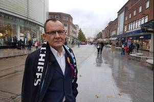 'it's a disgrace', says ukip candidate, after he is not invited to hustings event