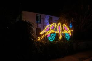 angarrack's twelve days of christmas lights in pictures