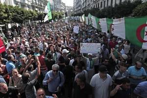 algeria: crackdown as election looms