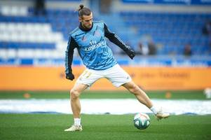 gareth bale 'not ecstatic' at real madrid as agent addresses january transfer window and 'infantile' spanish media treatment