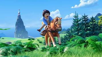 is playmobil: the movie just a reskinned lego movie?