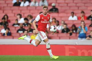 arsenal u23s player ratings: emile smith rowe and tyreece john-jules shine in dominant win