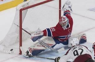 landeskog scores in return, avalanche beat canadiens