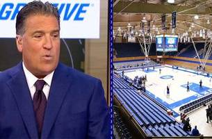 steve lavin ranks his top 5 basketball cathedrals