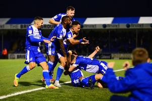 bristol rovers 4-2 southend united live: reaction as upson and kilgour goals secure huge comeback
