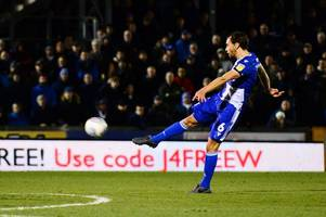 bristol rovers goalscorer ed upson says 'rockets' from graham coughlan inspired second half comeback