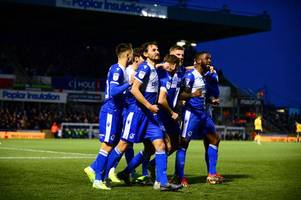 'from shambles to superhero': bristol rovers player ratings in memorable comeback against southend united