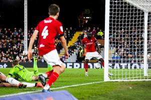 fulham 1-2 bristol city live: diedhiou goal secures three points for robins